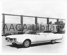 1967 Oldsmobile 98 Convertible Coupe, Factory Photo / Picture (Ref. #61041)