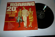 Dinah Kaye avec Tubby Sykes & the Powerhouse sept-The Roaring années 20 1963 UK LP