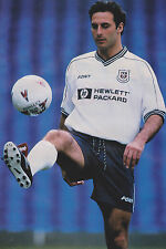 Football Photo>RAYMOND VEGA Tottenham Hotspur 1996-97