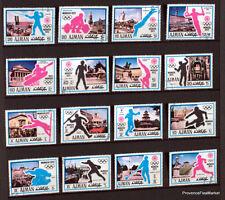 Ajman 1972 Briefmarken Olympische Spiele München AA15