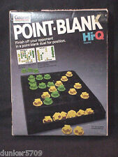 1979 POINT-BLANK HI-Q GAME GABRIEL WITH ORIGINAL BOX #70442 COMPLETE