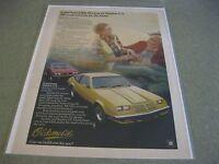 1978 Olds Starfire -  Oldsmobile Ad
