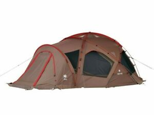 snow peak SD-506 Dock Dome Pro.6 TENT 6 Person Camping Item Waterproof