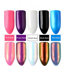 New Shiny Unicorn Chameleon Powder Glitter Nail Art Mermaid Pigment Dust