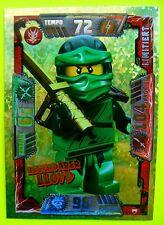 Lego Ninjago Serie 2 LE 3 Legendärer Lloyd Ninja Limitierte Trading Card Neu