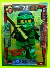 Lego Ninjago Serie 2 LE 3 Leggendario Lloyd Limitata Carte Collezionabili Neu