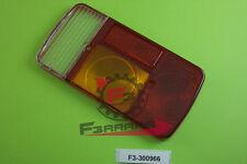 F3-300966 Vetro Fanale POST. DX  APE TM703 V -FL2 dal 99 in poi - 703 LCS  - TM