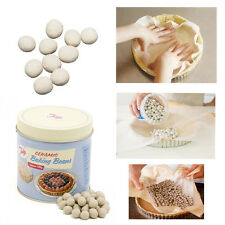 Washable 700 gms Ceramic Blind Baking Beans In TIN TALA Tart Pie Oven Beads Beed