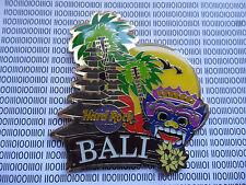 Hard Rock Cafe Bali Hotel - Alternative City Logo Magnet ( not Bottle opener )