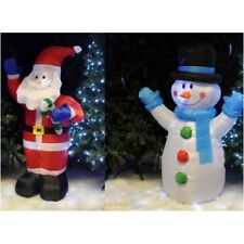 Inflatable Snowman  Christmas Decoration Air blown Outdoor