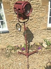 Vintage Theatre Light This Mole Richardson With Stand In Pristine Condition