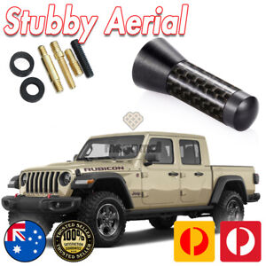 Short Antenna / Aerial Stubby Bee Sting for Jeep Wrangler JK & JL Gladiator