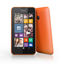 Nokia Lumia 530 - Quad-Core 1,2GHz Orange - Windows 8.1 Smartphone - NEU