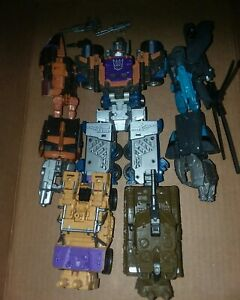 Takara Tony Transformers Unite Warriors Bruticus Combaticons Combiner Wars UW-07