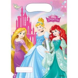 DISNEY PRINCESS - LOOT PARTY BAGS - Various amounts - for girls favours toys