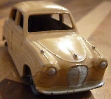 Dinky Toys: Austin A 30 (cremefarben)