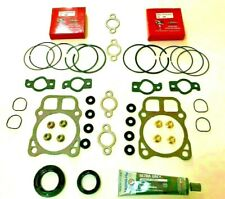 OVERHAUL KIT FITS KOHLER, PISTON RINGS 1.5MM, GASKETS & SEALS CH23, CV23