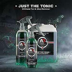 Autobrite Just The Tonic - Tar & Glue Remove 500ml - Sticky Dirt Grime Wheel Rim