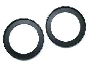 2X Camera Lens Filter Step up Ring 55mm-77mm Adapter