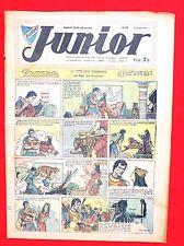 Coquelicot journal du JUNIOR n°25. Juillet 1947. SPE. Pellos, Tarzan...Bel état
