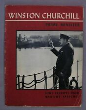 Winston S. Churchill - Some Excerpts from Wartime Speeches, 1943