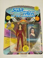 Star Trek The Next Generation Counselor Deanna Troi Playmates Action Figure 1993