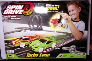 Revell Spin Drive Turbo Loop Track Set