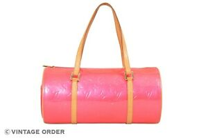 Louis Vuitton Beige Vernis Bedford Hand Bag M91006 - YG01150