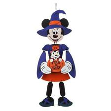 Disney Minnie Mouse Witch Wall Decoration