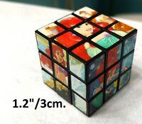 "Cube puzzle brain teaser Game Walt Disney Little Pricess Mermaid 1.2""/3cm. NEW"