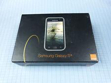 Samsung Galaxy S Plus GT-I9001 8GB Metallic Black! Neu & OVP! Ohne Simlock! RAR!