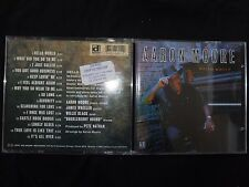 CD AARON MOORE / HELLO WORLD /