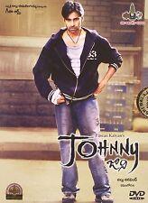 JOHNNY (PAVAN KALYAN, RENU DESAI) - TELUGU MOVIE DVD