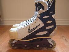 Rare True Nike Air Accel Elite Inline/Roller Hockey Skates size US 10.5 Mission