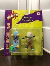 Universal Studios Monster The Invisible Man Shredder Skater w/ Skateboard