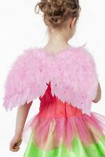 Elfe Feenflügel rosa für Kinder NEU - Zubehör Accessoire Karneval Fasching
