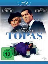TOPAS - ALFRED HITCHCOCK - JOHN FORSYTHE / KARIN DOR - BLU-RAY - NEU!!