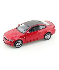 Kinsmart BMW M3 Coupe Die-cast pull back Action Metal Car (Red)