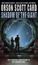 Shadow Of The Giant: Book 4 of the Shadow Saga,Orson Scott Card
