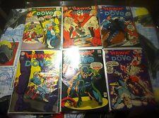 The Hawk and the Dove #1-6 Silver Age DC Comics Complete Set