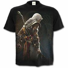 Spiral Direct Origins - Bayek - Assassins Creed T Shirt Longbow Anubis / G156 /