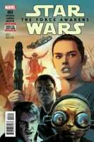 Star Wars: The Force Awakens Adaptation #3 Marvel Comics COVER A 1ST PRINT