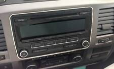 D VW T5 Chrom Rahmen für Radio ( T5 FL ) - Edelstahl poliert