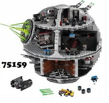🔹NEW🔹 Lego Star Wars 75159 Death Star UCS 🔹NO MINIFIGURES🔹