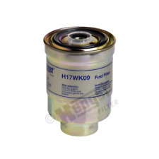 Fuel Filter HENGST H17WK09 for MITSUBISHI L 200 2.5 D 4WD TD