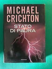 STATO DI PAURA - Michael Crichton (romanzo)
