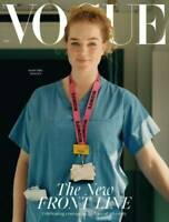 Vogue UK Magazine July 2020 - Featuring The New Front Line