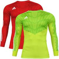 adidas Junior Boy's Professional Adizero Goalkeeper Football Jersey Shirt Top
