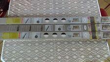 lot de 3 moustiquaire de fenetre  cadre alu a monter 130 par 150cm  ajustable si