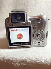 Kodak EasyShare Z650 6.1 MP Digital Camera - Silver